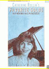 Favorite Solos. Book 1  (odkaz v elektronickém katalogu)