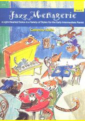 Jazz Menagerie. Book 2  (odkaz v elektronickém katalogu)