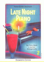 Late Night Piano.  2  (odkaz v elektronickém katalogu)