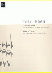 Lied der Ruth  (odkaz v elektronickém katalogu)