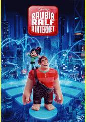 Raubíř Ralf a internet (odkaz v elektronickém katalogu)