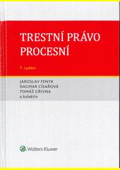 Trestní právo procesní  (odkaz v elektronickém katalogu)