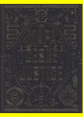 Mapa české justice (odkaz v elektronickém katalogu)