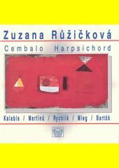 Cembalo = Harpsichord  (odkaz v elektronickém katalogu)