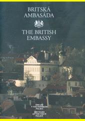 100 let britské ambasády v Praze = 100 years of the British Embassy in Prague  (odkaz v elektronickém katalogu)