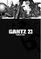 Gantz. 23  (odkaz v elektronickém katalogu)