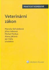 Veterinární zákon  (odkaz v elektronickém katalogu)