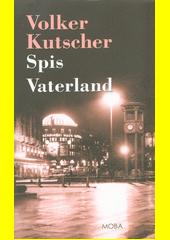 Spis Vaterland  (odkaz v elektronickém katalogu)