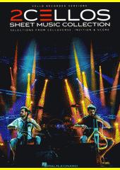2Cellos : sheet music collection (odkaz v elektronickém katalogu)