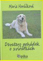 Devatero pohádek o zvířátkách  (odkaz v elektronickém katalogu)