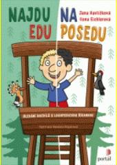 Najdu Edu na posedu : hledání rozdílů s logopedickou říkankou  (odkaz v elektronickém katalogu)