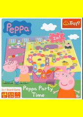 Peppa Party Time (odkaz v elektronickém katalogu)