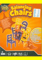 Balancing chairs = [Padající křesla] (odkaz v elektronickém katalogu)