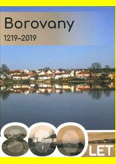 Borovany 800 let  (odkaz v elektronickém katalogu)