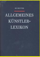 Allgemeines Künstlerlexikon : die Bildenden Künstler aller Zeiten und Völker. Band 105, Somaré - Steenkamp  (odkaz v elektronickém katalogu)