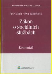 Zákon o sociálních službách (odkaz v elektronickém katalogu)