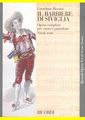 Il barbiere di Siviglia  (odkaz v elektronickém katalogu)
