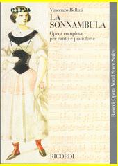 La sonnambula  (odkaz v elektronickém katalogu)