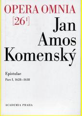 Dílo Jana Amose Komenského. 26 (odkaz v elektronickém katalogu)