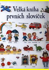Velká kniha prvních slovíček  (odkaz v elektronickém katalogu)