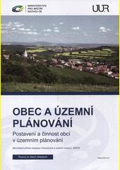 Obec a územní plánování