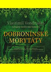 Dobroninské morytáty  (odkaz v elektronickém katalogu)