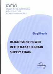 Oligopsony power in the Kazakh grain supply chain
