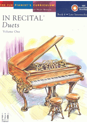 In Recital Duets. Volume One, Book 6  (odkaz v elektronickém katalogu)