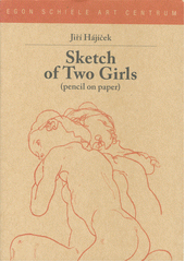 Sketch of two girls : (pencil on paper)  (odkaz v elektronickém katalogu)