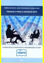 Financie v praxi a sociálne siete  (odkaz v elektronickém katalogu)