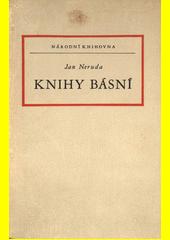Knihy básní  (odkaz v elektronickém katalogu)