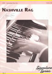 Nashville Rag : intermediate : piano solo  (odkaz v elektronickém katalogu)