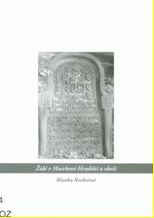 Židé v Mnichově Hradišti a okolí  (odkaz v elektronickém katalogu)