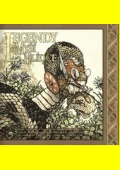 Legendy o Myší hlídce. Kniha třetí  (odkaz v elektronickém katalogu)