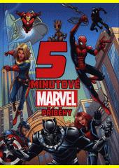 5minutové Marvel příběhy  (odkaz v elektronickém katalogu)