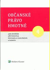 Občanské právo hmotné. 4, díl čtvrtý, Dědické právo  (odkaz v elektronickém katalogu)