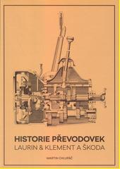 Historie převodovek Laurin & Klement a Škoda  (odkaz v elektronickém katalogu)