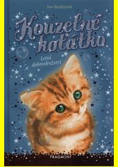 Kouzelné koťátko. Letní dobrodružství  (odkaz v elektronickém katalogu)