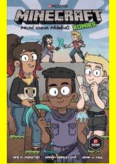 Minecraft : komiks : první kniha příběhů  (odkaz v elektronickém katalogu)