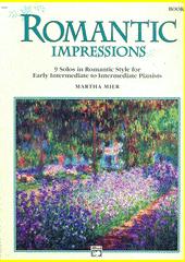 Romantic impressions. Book 1 (odkaz v elektronickém katalogu)
