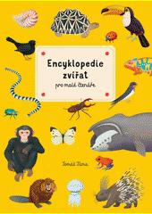 Encyklopedie zvířat pro malé čtenáře  (odkaz v elektronickém katalogu)