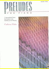 Preludes for piano. 2 (odkaz v elektronickém katalogu)