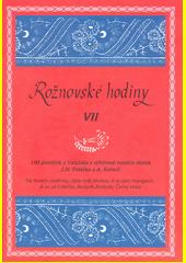 100 písniček. VII, Rožnovské hodiny : lidové písně z Valašska (odkaz v elektronickém katalogu)