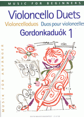 Violoncello duets. 1 (odkaz v elektronickém katalogu)
