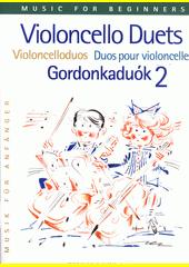 Violoncello duets. 2 (odkaz v elektronickém katalogu)