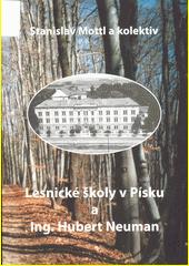 Lesnické školy v Písku a Ing. Hubert Neuman  (odkaz v elektronickém katalogu)