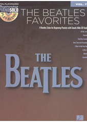 The Beatles Favorites : Beginning Piano Solo (odkaz v elektronickém katalogu)