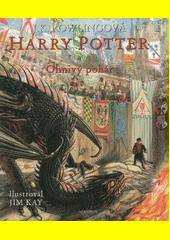 Harry Potter a ohnivý pohár  (odkaz v elektronickém katalogu)