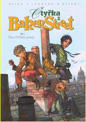 Čtyřka z Baker Street. Díl 1, Případ U Modré záclonky  (odkaz v elektronickém katalogu)