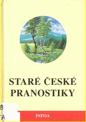 Staré české pranostiky (odkaz v elektronickém katalogu)